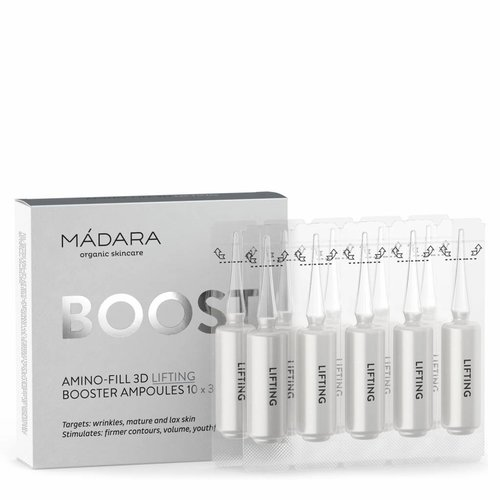 Madara Amino-Fill 3D Lifting Booster Ampoules