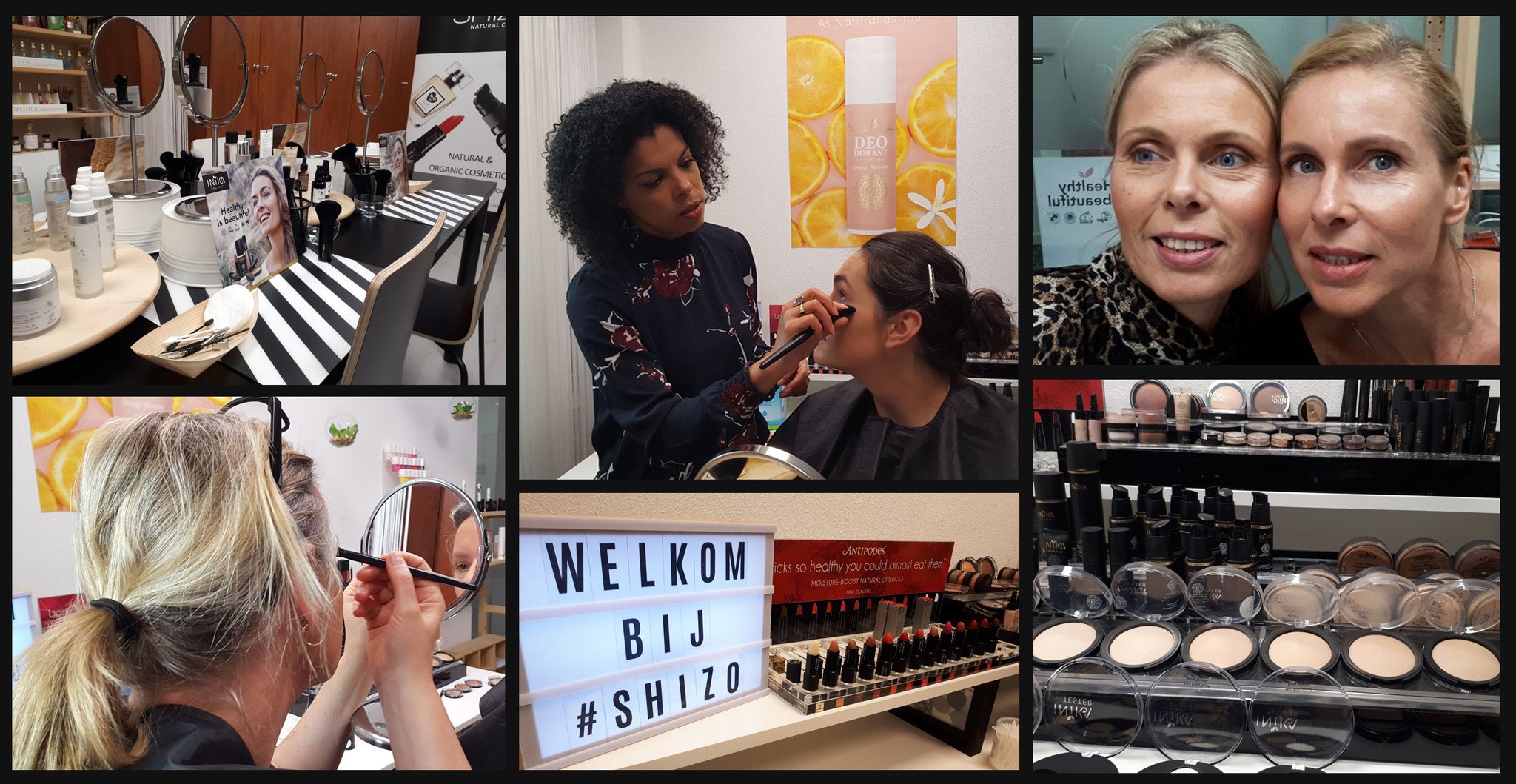 Workshop Biologische + Vegan Make-up