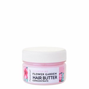 Flora & Curl Flower Garden Hair Butter MINI