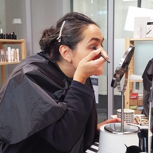 Workshop Make-up: zaterdag 11 mei