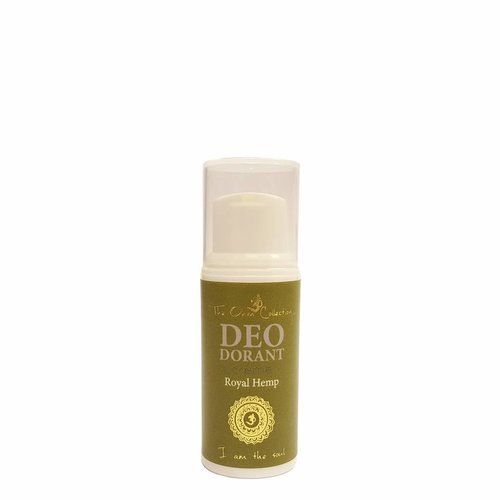 The Ohm Collection DEOdorant Crème Royal Hemp MINI