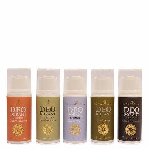 The Ohm Collection DEOdorant Crème MINI Collection