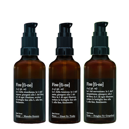 Fine Body Serum Set