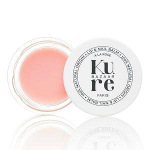 Kure Bazaar Rose Lip & Nail Balm