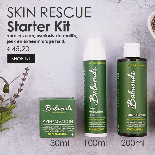 Balmonds Skin Rescue Kit