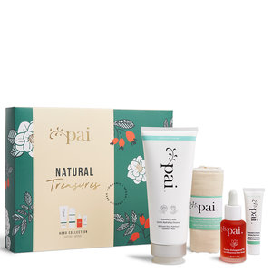 Pai Skincare Natural Treasures Hero Collection Set