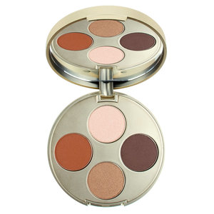 Inika Living Colour Eyeshadow Palette DESERT
