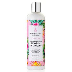 Flora & Curl Organic Leave-In Detangler