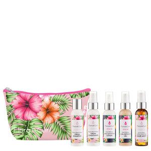 Flora & Curl Travel & Discovery Essentials Kit