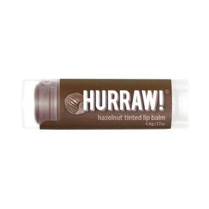 Hurraw! Hazelnut Tinted Organic Lip Balm