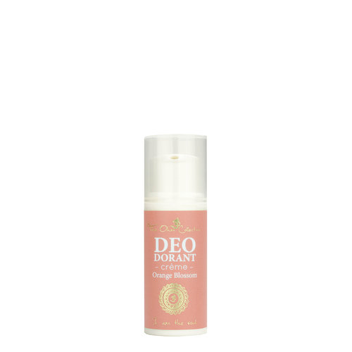 The Ohm Collection DEOdorant Crème Orange Blossom MINI