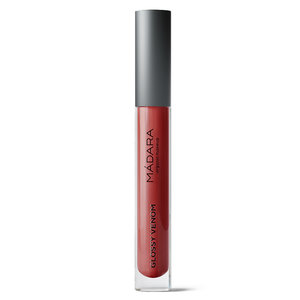 Madara Glossy Venom Lip Gloss 75 VEGAN RED