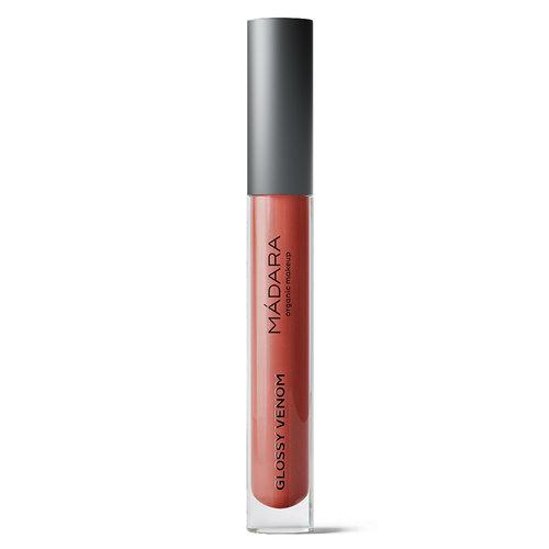 Madara Glossy Venom Lip Gloss  73 MAGNETIC NUDE