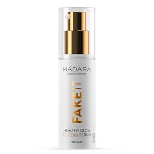 Madara FAKE IT Healthy Glow Self Tan Serum