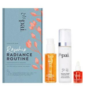 Pai Skincare Rosehip Radiance Routine