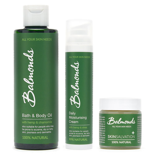 Balmonds Skin Rescue Eczeem Starter Kit