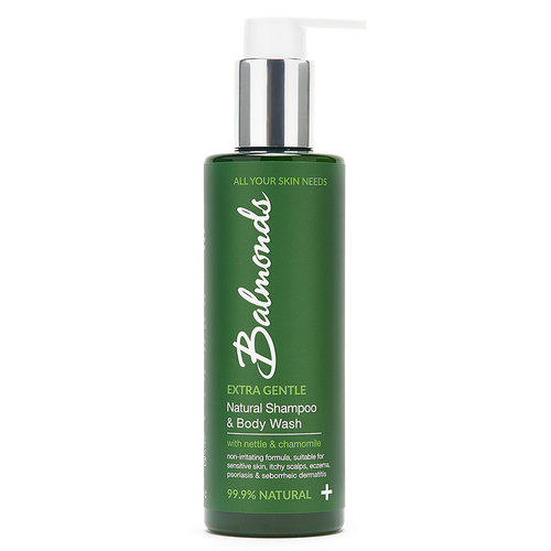 Balmonds Natural Shampoo & Body Wash