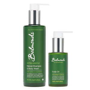 Balmonds Natural Scalp Treatment