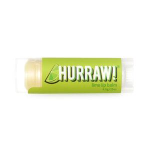 Hurraw! Lime Organic Lip Balm