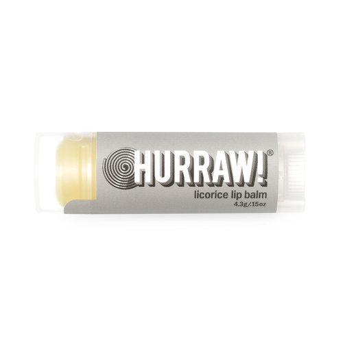 Hurraw! Licorice Organic Lip Balm