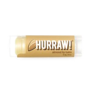 Hurraw! Almond Organic Lip Balm