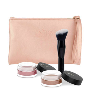 Inika On The Go Glow Gift Set
