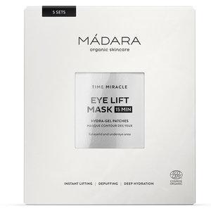 Madara Time Miracle Eye Lift Mask Set 5 x