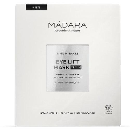 Madara Time Miracle Eye Lift Mask 5 Sets