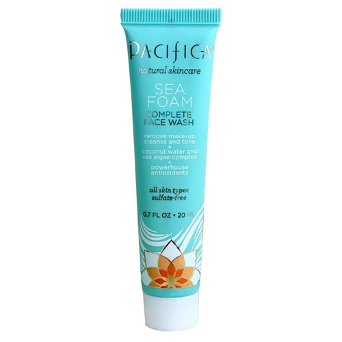 Pacifica Sea Foam Complete Face Wash