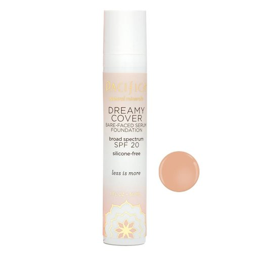 Pacifica Dreamy Cover Foundation Light/Medium