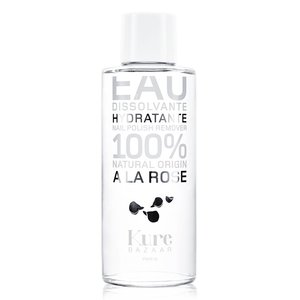 Kure Bazaar Natural Nail Polish Remover A La Rose