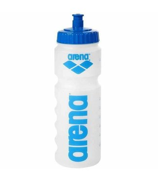Arena Water Bottle (75cl) clear/blue