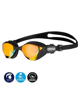 Arena Cobra Tri Swipe Mr yellow-copper-black