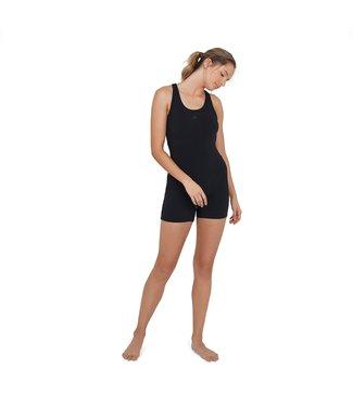 Speedo End Essential Legsuit Zwart