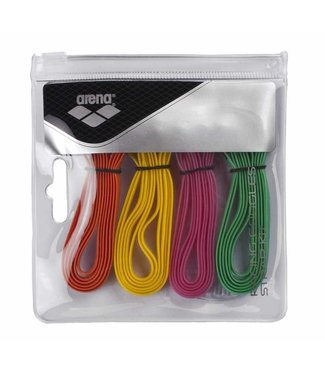 Arena Racing Goggles Silicone Strap Kit multicolour