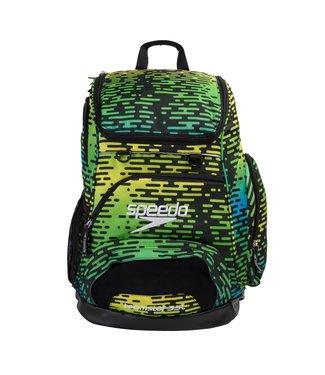 Speedo T-kit Teamster Backpack Groen Zwart