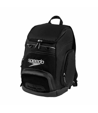 Speedo Team backpack 35 liter Zwart