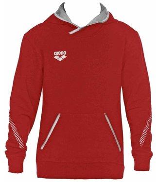 Arena Tl Hoodie red