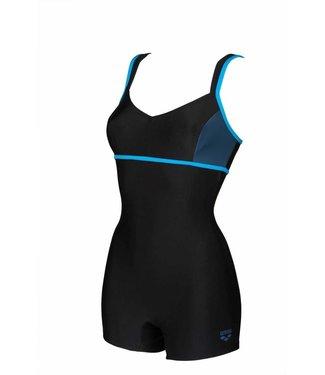 Arena W Venus Combi black-shark-turquoise