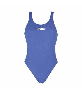 Arena W Solid Swim Tech High royal/white