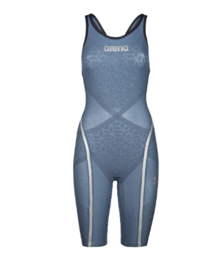 Arena Carbon Ultra Open Back blue-steel/silver