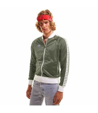 Arena Heren Relax Iv Team Jacket army-white-army