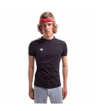 Arena M T-Shirt Team black-white-black