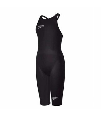 Speedo LZR Elite 2 Open Back Zwart