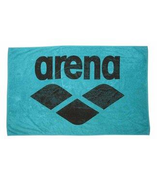Arena Pool Soft Towel mint-espresso