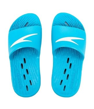 Speedo Slide Badslippers Blauw