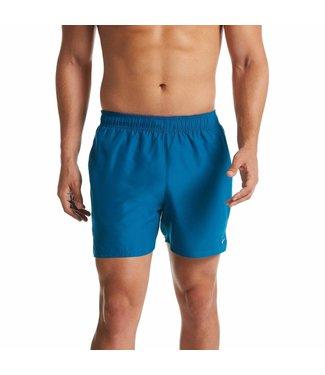 Nike Swim Zwemshort inch Solid Lap Volley Groen
