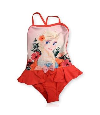 Disney Badpak Frozen Elsa - Donkerroze