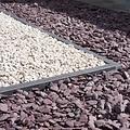 Flat Pebbles paars Big Bag