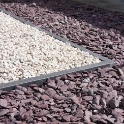 Flat Pebbles paars Big Bag - 1500 kg